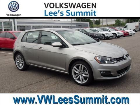 New Volkswagen Golf 1.8T SEL