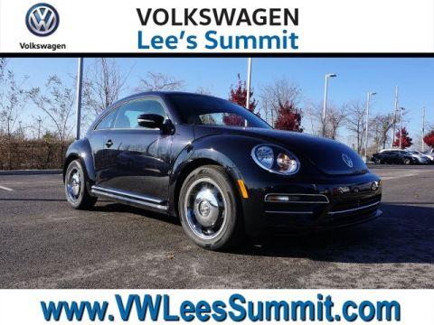 New Volkswagen Beetle 2.0T Coast