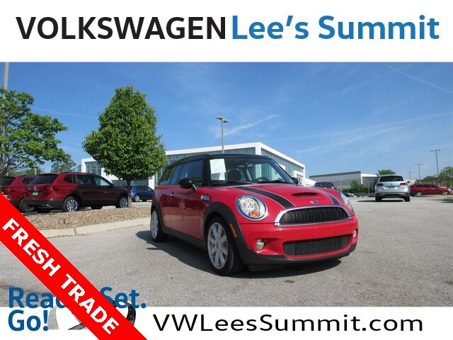Pre-Owned 2009 MINI Cooper S Clubman