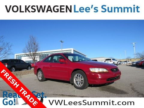 Pre-Owned 2001 Honda Accord EX-L