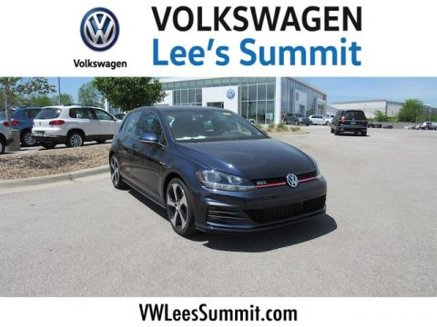 New 2018 Volkswagen Golf GTI 2.0T